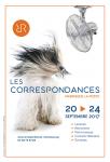 Affiche Les Correspondances 2017