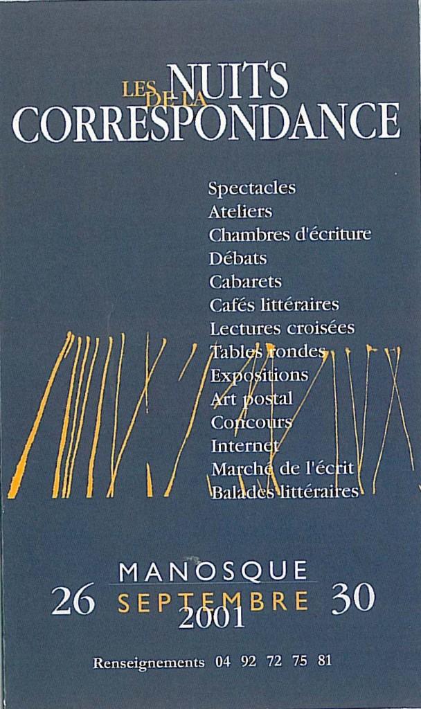 Visuel 2001