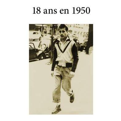 """Couverture du livre """"18 ans en 1950"""" de Marcel Kartmann"""