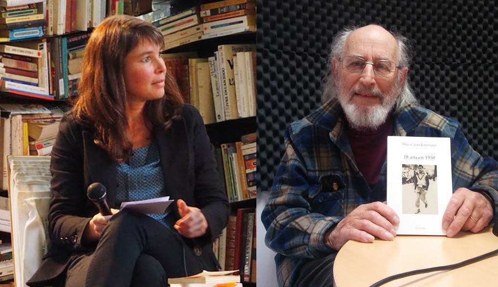Maya Michalon et Marcel Kartmann