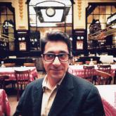 Charles Berberian invité des Correspondances