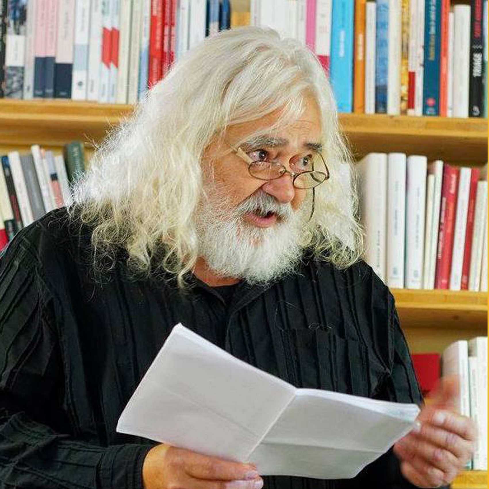 Philippe Fréchet invité des Correspondances