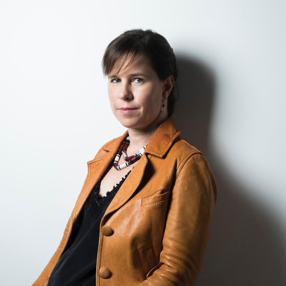 Constance Rivière Photo © Philippe Matsas