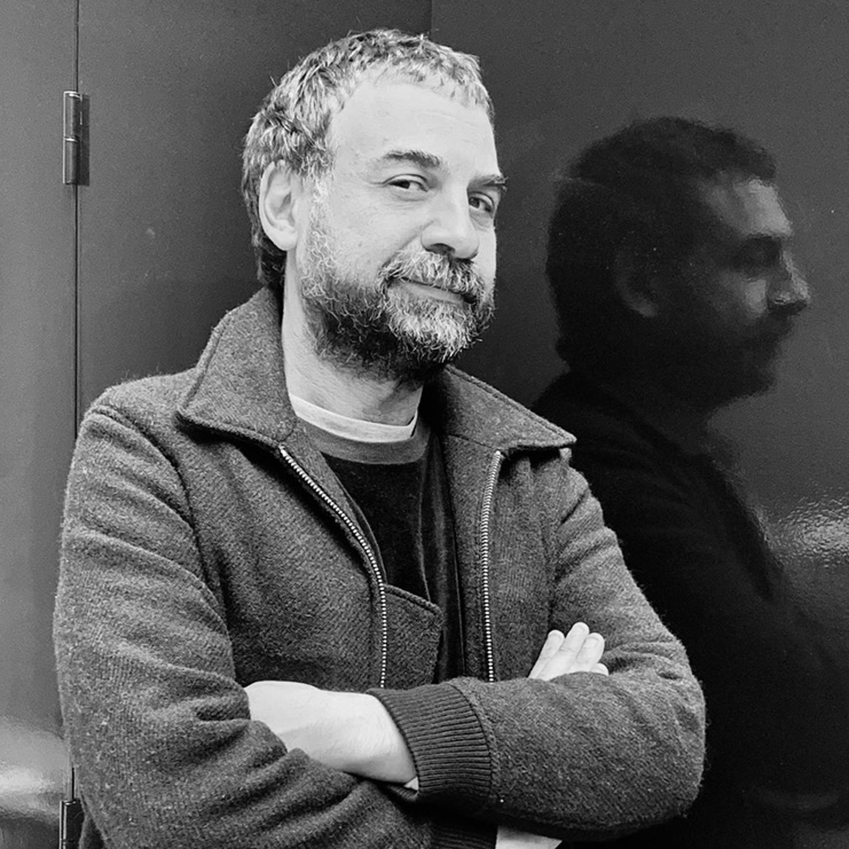 David Teboul invité des Correspondances