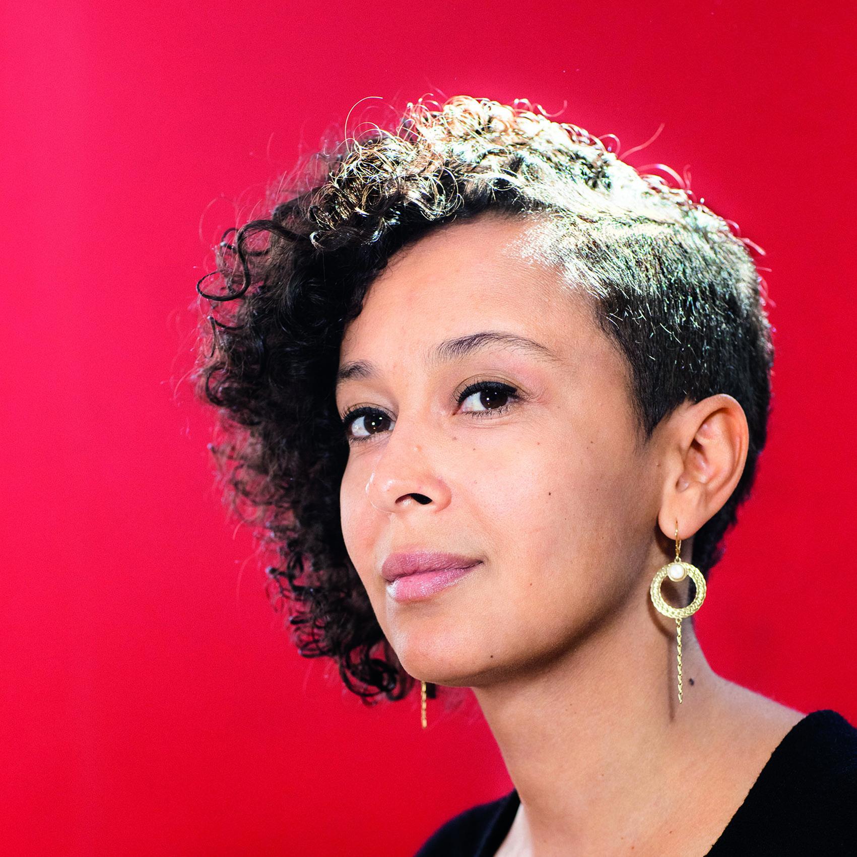 Beata UMUBYEYI MAIRESSE @ Rodolphe Escher