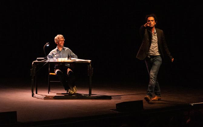 Lecture dessinée de Gaëtan Dorémus & Philippe Lechermeier