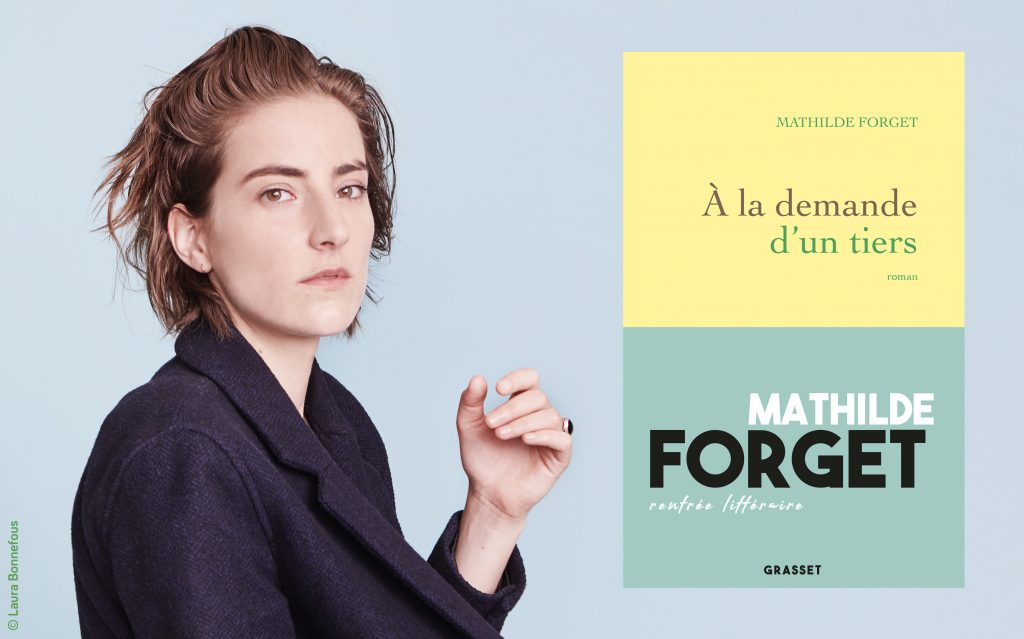 Mathilde Forget (Photo © Laura Bonnefous)