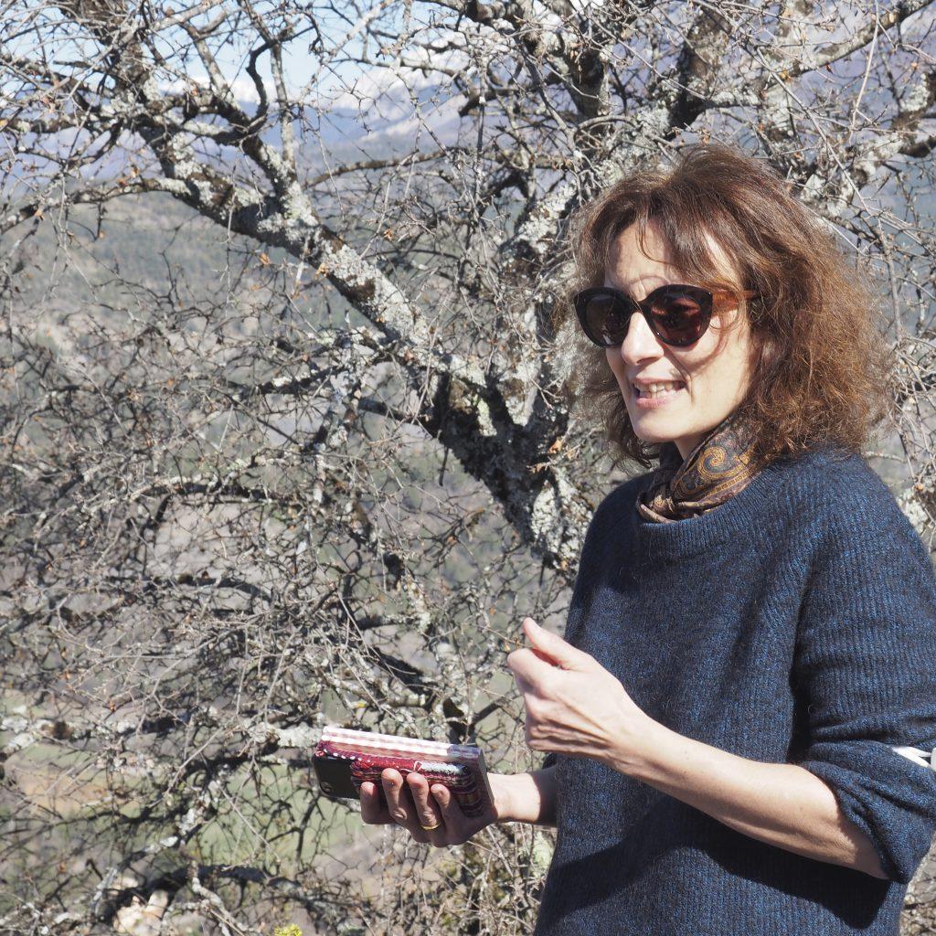 Célia Houdart, auteure en résidence aux Correspondances