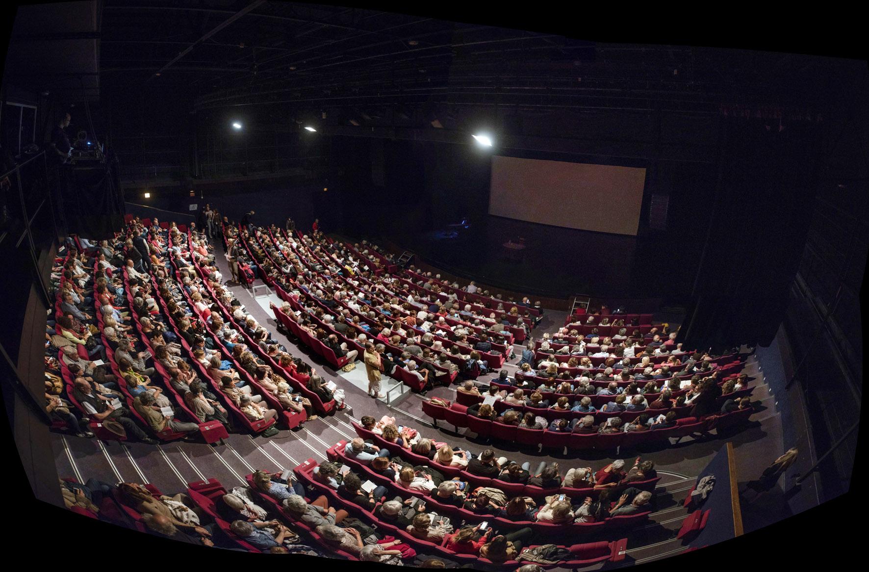 Les Correspondances 2018 - Théâtre Jean-le-Bleu