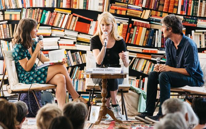 Blandine Rinkel & Sylvain Prudhomme : rencontre entre deux résidents des Correspondances