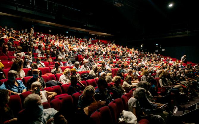 Des soirées au théâtre Jean-le-Bleu